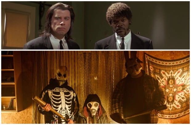 Pulp Fiction / Rhymes for Young Ghouls