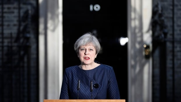 British Prime Minister Theresa May called on Tuesday for an early election on June 8, saying the government had the right plan for negotiating the terms of Britain's exit from the European Union and she needed political unity in London.