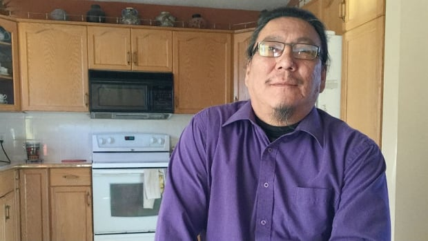 Adrian Strawberry ran for chief of the O'Chiese First Nation in central Alberta in 2015 but had his name stripped from the ballot in the 2017 vote under new election rules he says were incorrectly and unfairly applied.