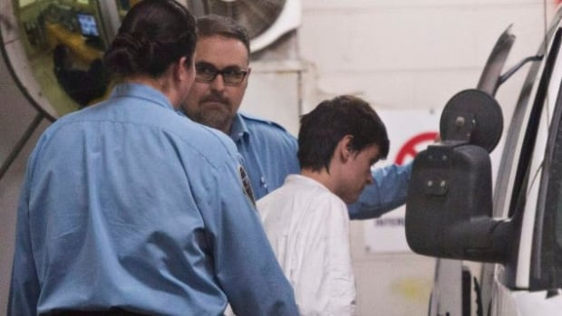 Alexandre Bissonnette has been charged with six counts of first-degree murder and five counts of attempted murder in the Jan. 29 shootings at a Quebec City mosque.