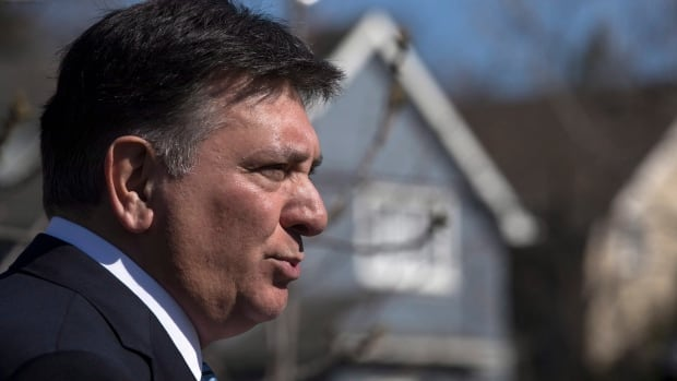 Ontario Finance Minister Charles Sousa unveiled the Liberal government's latest budget in Toronto on Thursday.