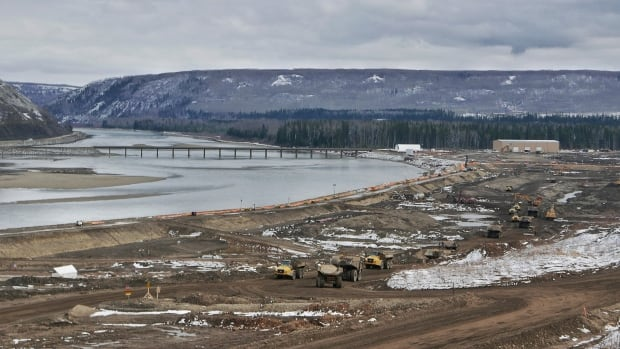 The Site C dam will be the third on the Peace River, flooding an 83-kilometre stretch of valley.