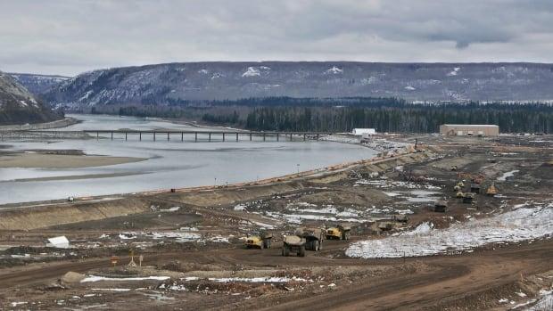 Site C dam