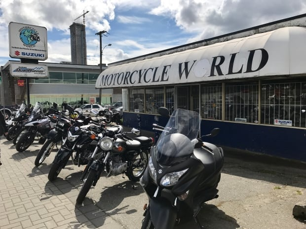 Motorcycle World Whalley 135A Surrey