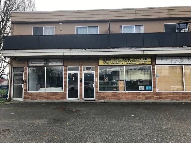 Closed Shops 135A Street Whalley Surrey