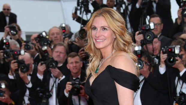 "Actress Julia Roberts, seen at the 2016 Cannes Film Festival, has once again been named ""World's Most Beautiful Woman"" by People magazine."