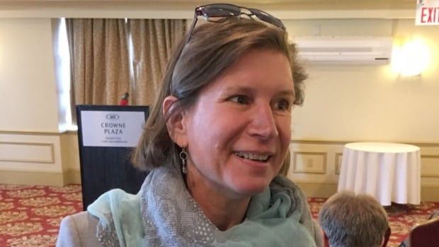 Jennifer McKenzie, NDP leadership launch, April 19, 2017
