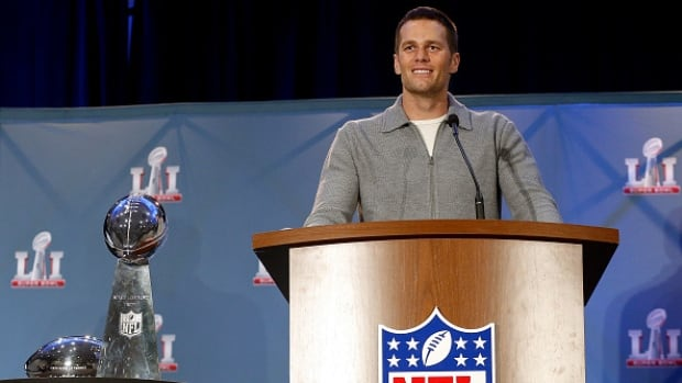 Super Bowl MVP Tom Brady skipping Donald Trump visit