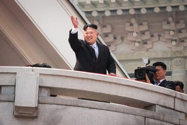 pyongyang kim jong