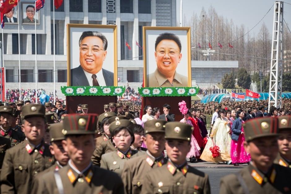 pyongyang leaders