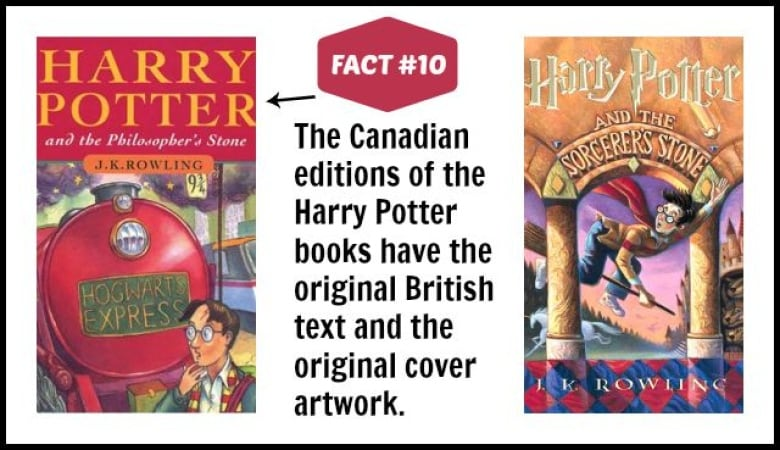 10 surprising Canadian connections to Harry Potter | CBC Books