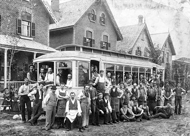 Ottawa streetcar 1893