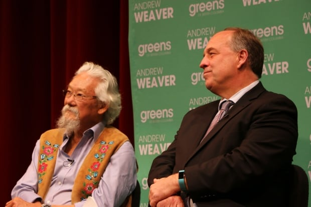 B.C. Election 2017 Green Party