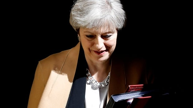 British Prime Minister Theresa May called a surprise election. May is tasked with implementing the U.K.'s withdrawal from the European Union.