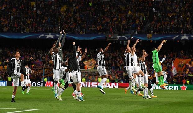 Juventus-Celebration