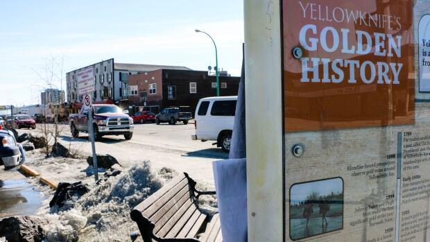Yellowknife street