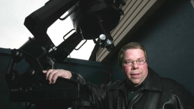 A fellow stargazer nominated Ottawa astronomer Gary Boyle to have an asteroid named after him because of his work educating the public about the night sky.