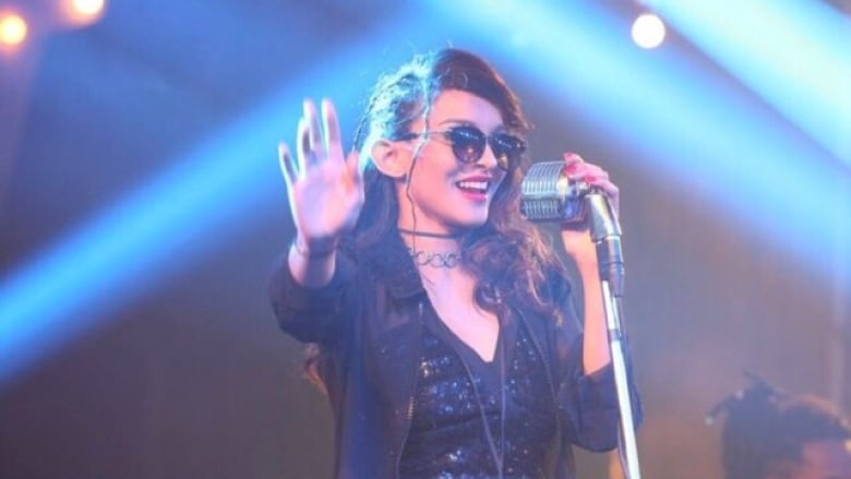 20-year-old Vancouver singer Kirti Arneja has just signed with the same  label as one of Bollywood's biggest names, Mika Singh. (Submitted)