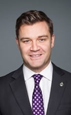 Matt Jeneroux, Edmonton Riverbend, Conservative MP