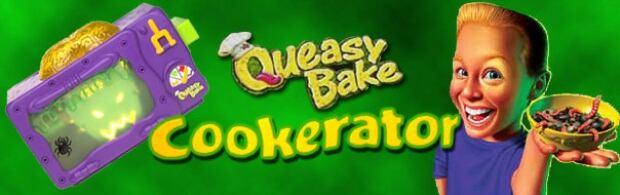 Queasy Bake Cookerator