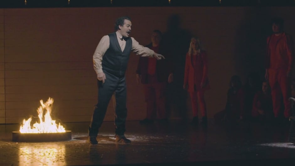 The popular opera Louis Riel is returning, courtesy of the Canadian Opera Company, for this year's Canada 150 celebrations.