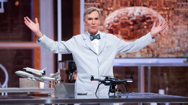 Bill Nye's new show