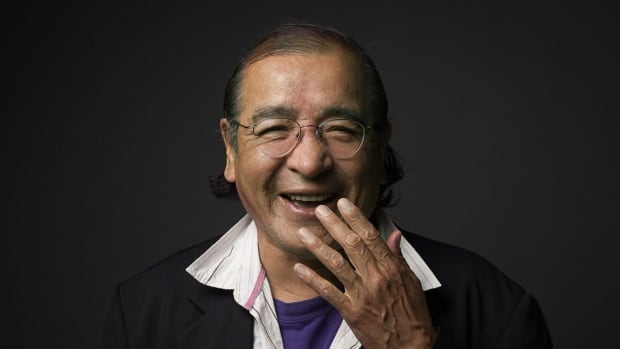 Tomson Highway, whose work includes the plays Dry Lips Oughta Move to Kapuskasing and The Rez Sisters, as well as the novel Kiss of the Fur Queen, was awarded an honorary doctor of letters at the University of Manitoba on Tuesday.