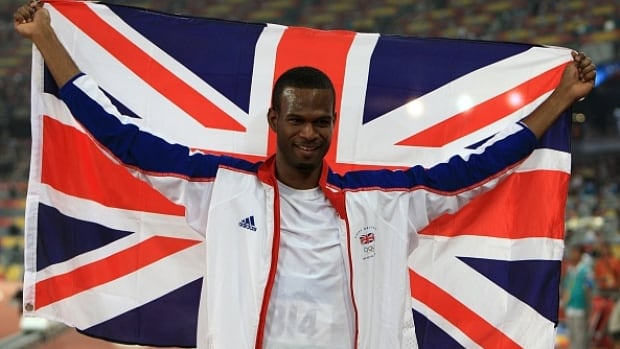Great Britain's Germaine Mason