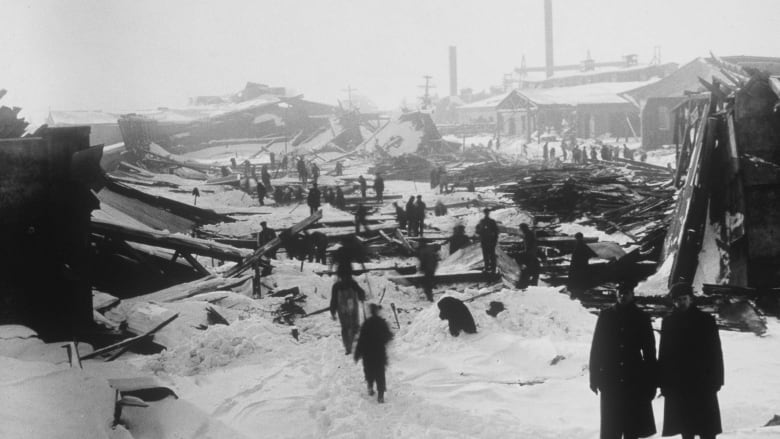 Halifax Explosion Survivors 20170419