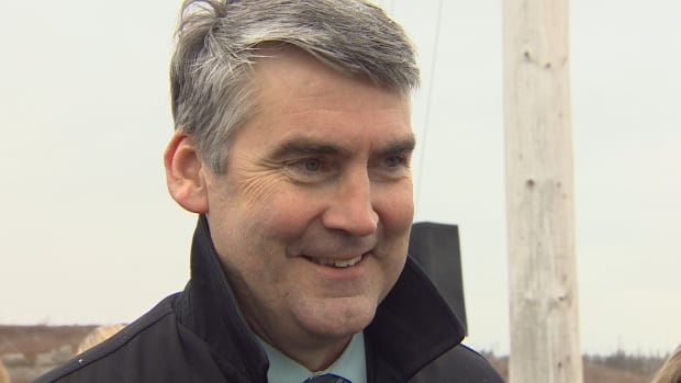 Nova Scotia Premier Stephen McNeil announced a $7.5-million deal to buy land in Bayers Lake to build what it's calling a community outpatient centre.