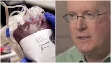 Peter MacDonald Canadian Blood Services
