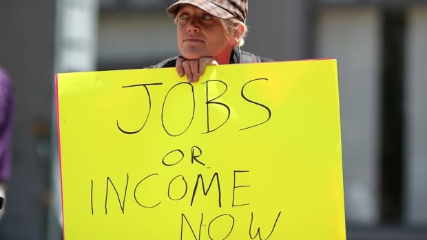 The new guaranteed minimum income is part of a $3-billion anti-poverty plan announced Sunday.