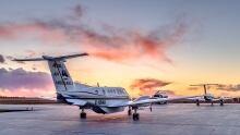 Alberta air ambulance