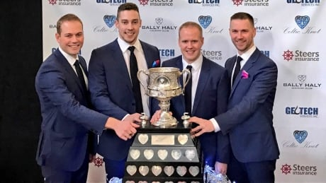 St. John's rolls out red carpet to celebrate Team Gushue's historic run