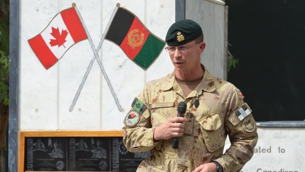 Lt.-Gen. Chuck Lamarre, who oversaw Joint Task Force Afghanistan in 2011, is the Canadian Armed Forces' new chief of military personnel. He says the military will ensure pensions for wounded soldiers are in place before they're released from service.