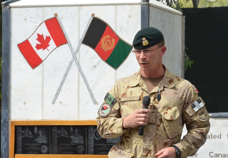 Lamarre Who Oversaw Joint Task Force Afghanistan In  Is The Canadian Armed Forces Chief Of Military Personnel He Says He Is Prepared To Recommend Or