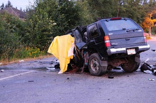 Aug 13, 2011 accident surrey