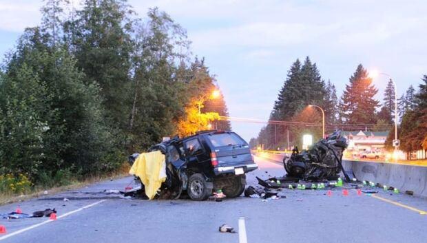 Sparwood Bc Car Accident