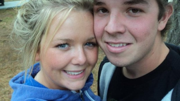 Mikaela Wilhelmson and Jarrett Swackhamer were in love and planning a life together when the Nissan Pathfinder they were in was hit head on, killing Swackhamer in 2011.