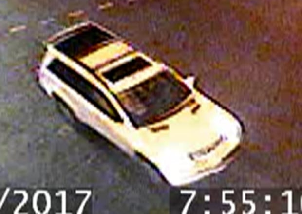 Coquitlam hit and run vehicle of interest