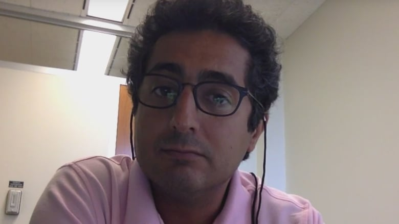 Behrang Foroughi-Mobarakeh is now teaches at Arizona State University.