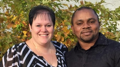 Michelle and Victor Omoruyi