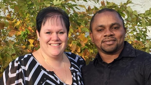 Michelle Omoruyi has been charged with human smuggling. Her husband Victor Omoruyi is in custody in the U.S. in connection with the same investigation. He has not been charged.