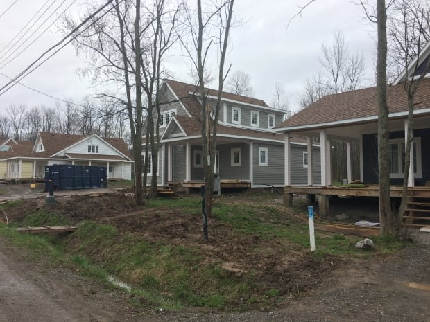 crystal beach properties with new developer