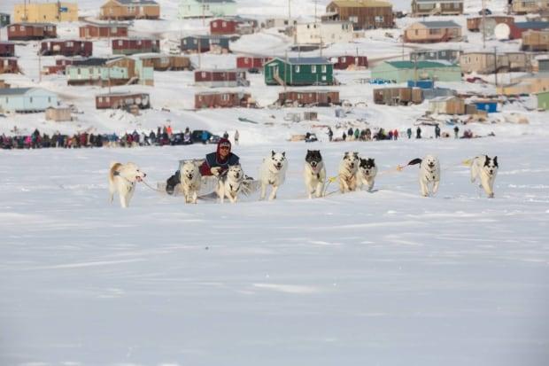 Isaac Irngaut Nunavut Quest