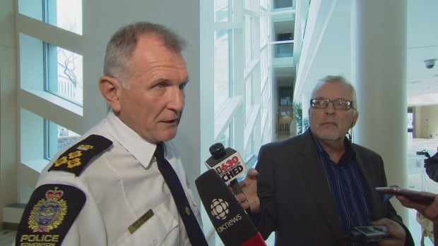 Edmonton Police Chief Rod Knecht said he's most concerned about the impact on victims when court cases get tossed.