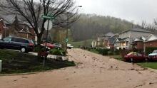 Flooding Dundas