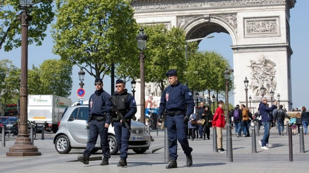 Paris cop killed, another injured in apparent terror attack