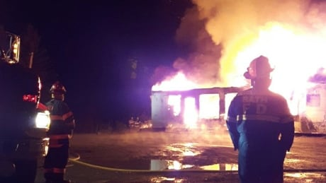 String of suspicious fires leaves Bath residents on edge