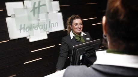 UK INTERCONTINENTAL HOLIDAY INN
